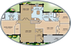 5645 SW 84 Terr Floor Plan