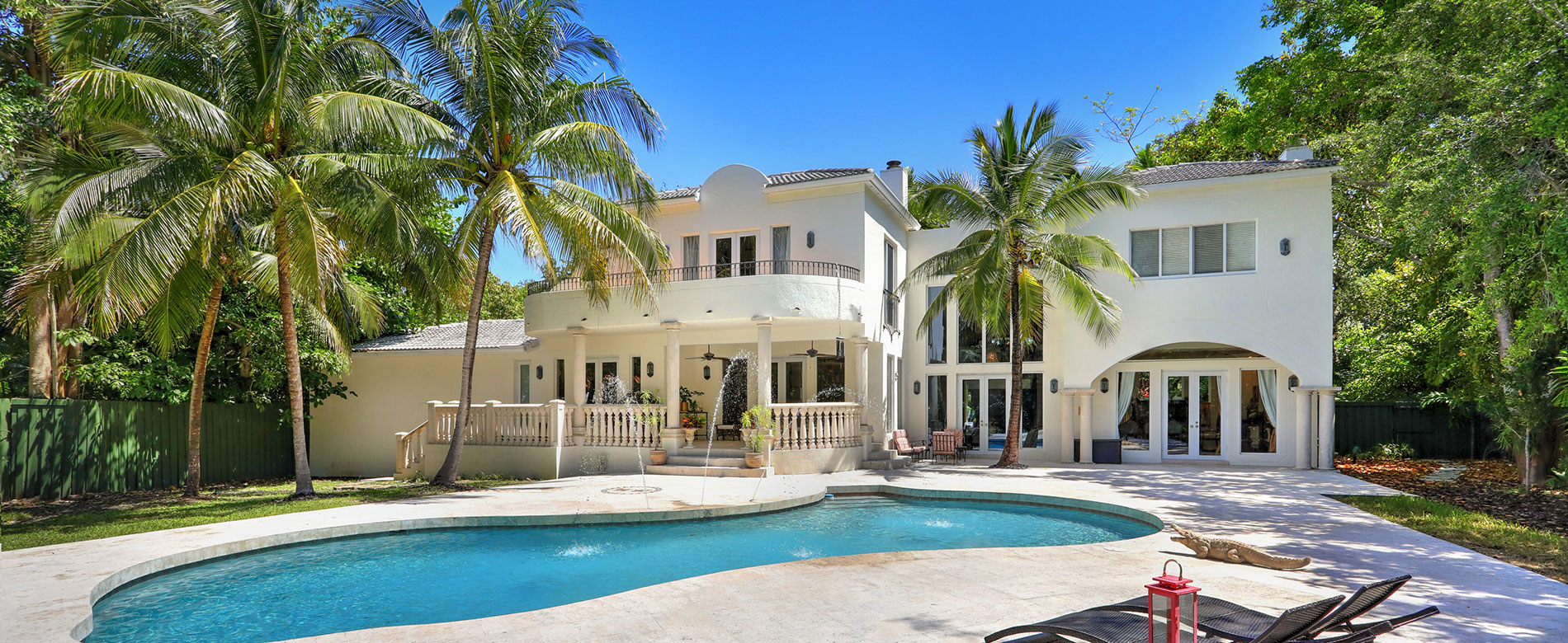 Coral Gables Luxury Home for Sale