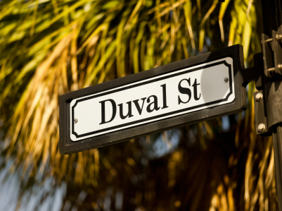 Famous Duval Street