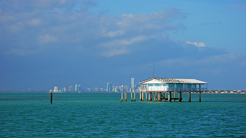 Stiltsville, by