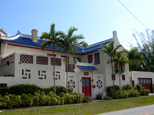 The Chinese Village, Coral Gables
