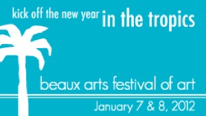 Beaux Arts Festival of Art 2012
