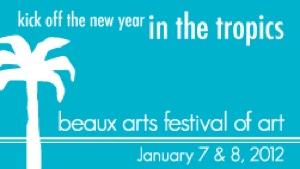 Beaux Arts Festival of Art 2012