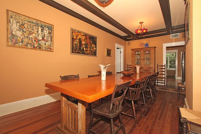 2411 SW 62 Avenue - dining room
