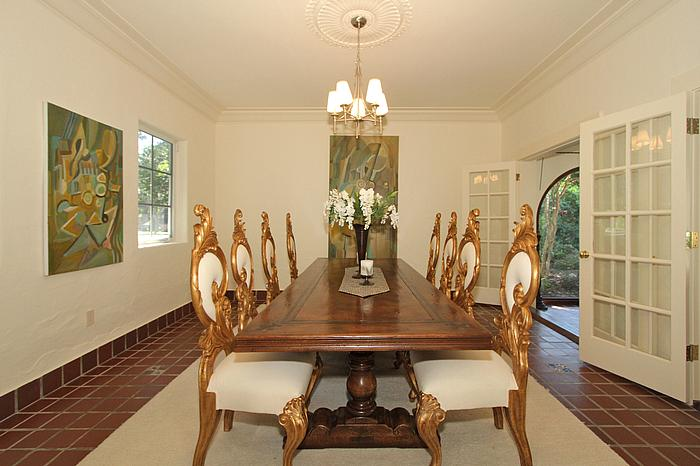 541 hardee rd george merrick french country  village dining room