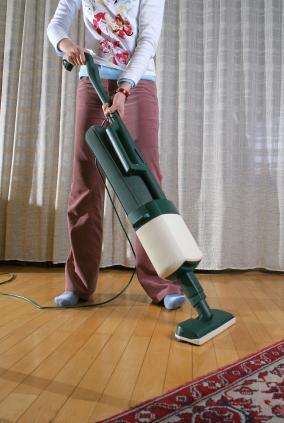 Walk Thru Clean Up