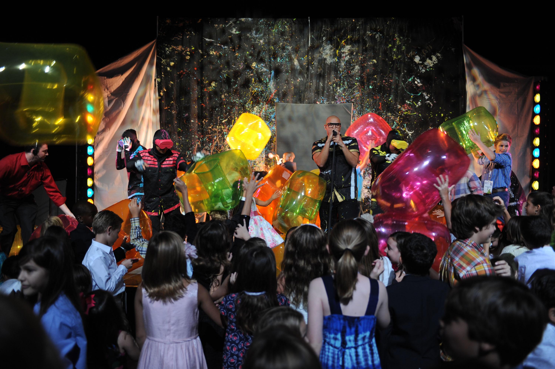 David Garibaldi & his CMYKs perform - photo by Rodrigo Gaya for World Red Eye
