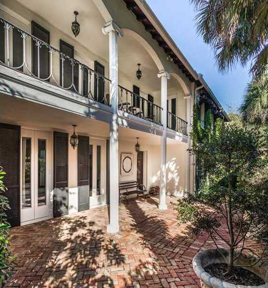 524 Hardee George Merrick French Country Village Coral Gables