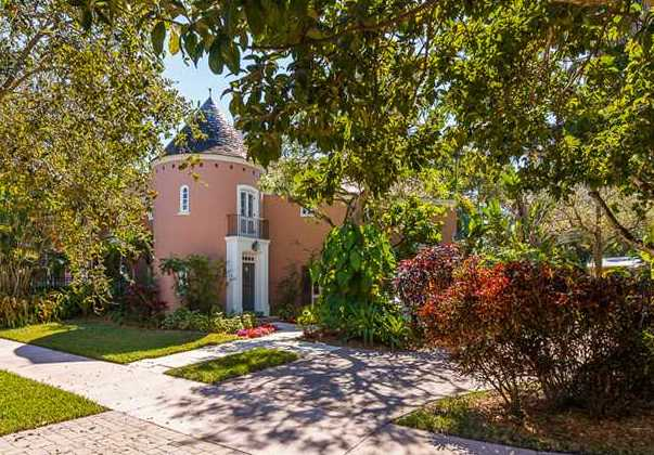 536 Hardee George Merrick French Country Village Coral Gables