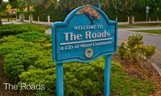 Ther Roads Historic Miami Neighborhood