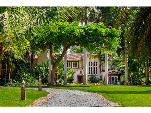 Cococnut Grove Home for Sale
