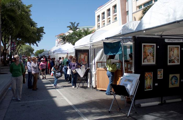 South Miami Rotary Art Festival