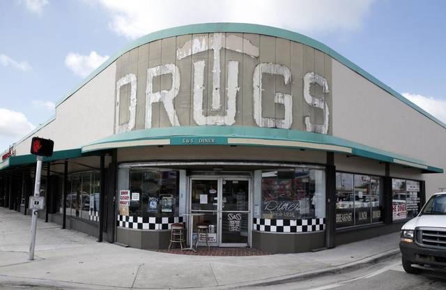 Miami Allen's Drug Store