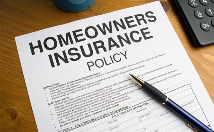 Homeowners Insurance Policy