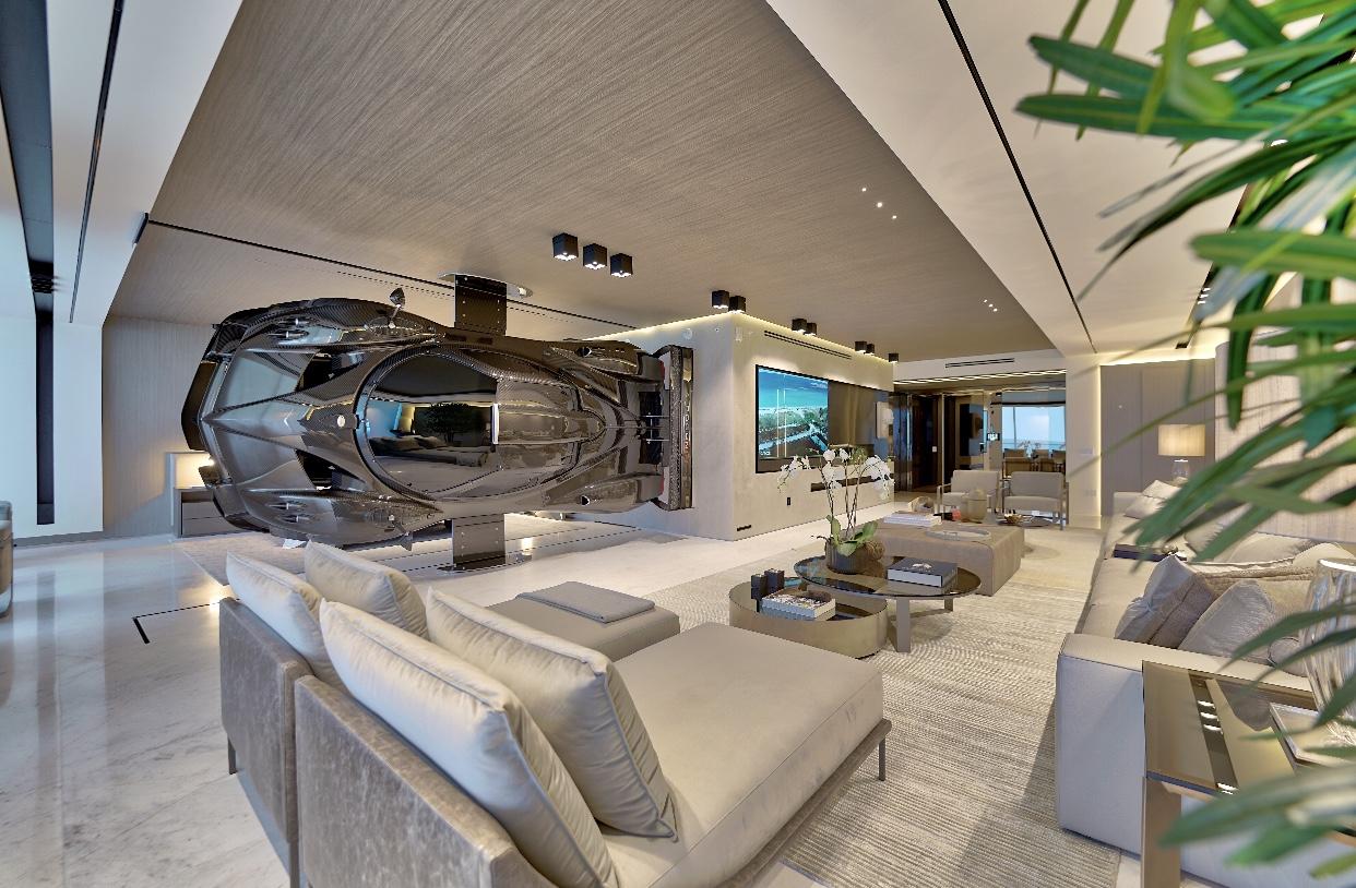 Luxury Miami Real Estate By Ashley Cusack Race Car Interior Design