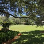 Betsy Adams and the Coral Gables Garden Club Park