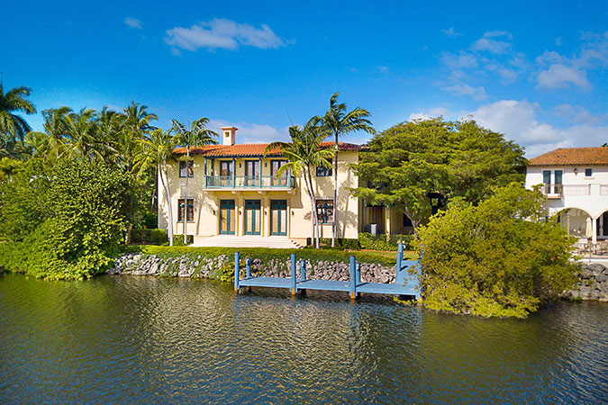Coral Gables Waterfront Home