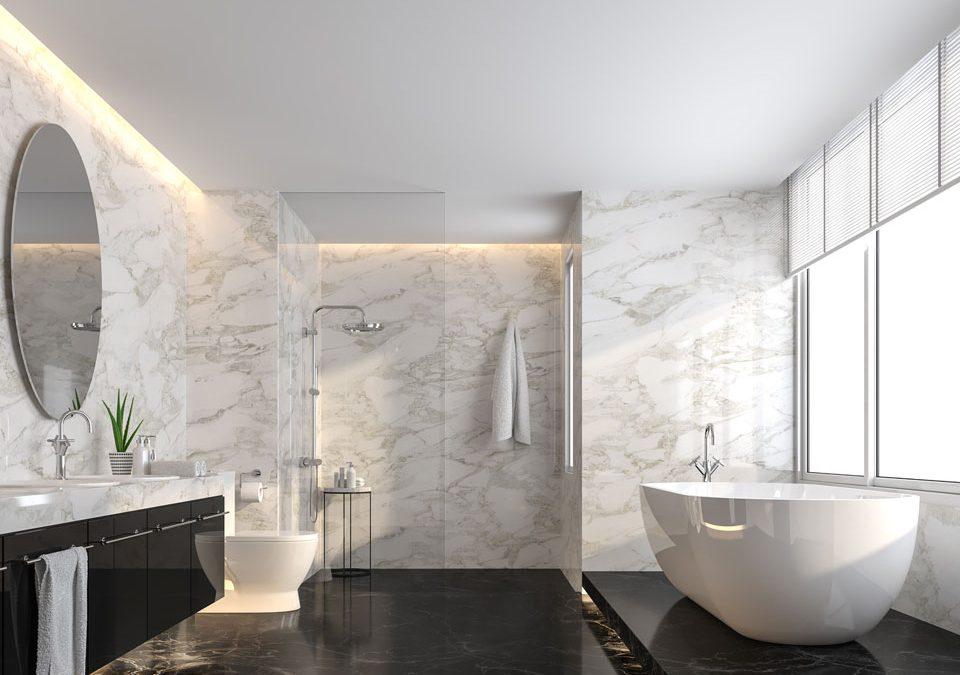 Bathroom Mirror Trend