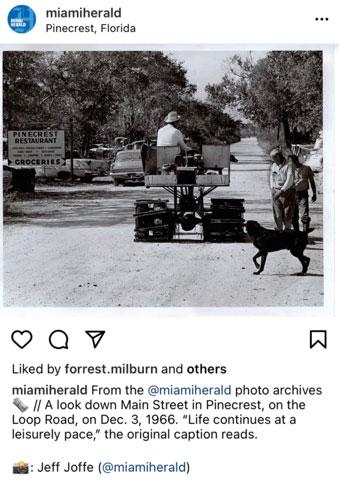 Village of Pinecrest 1966