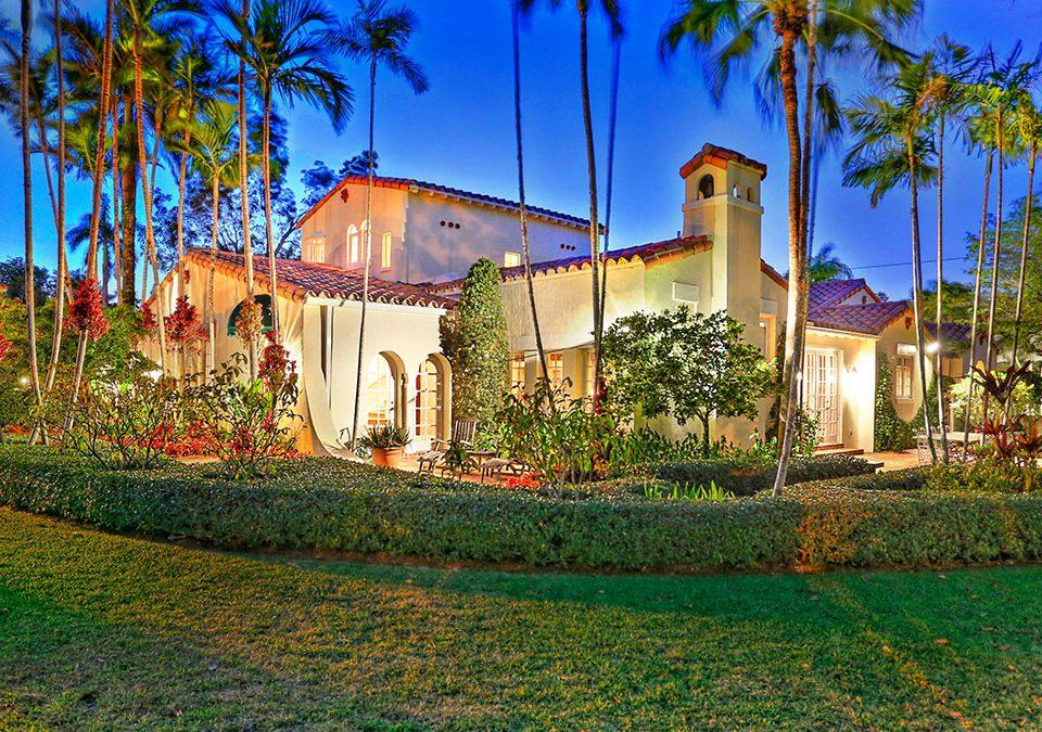 Coral Gables Historic Homes