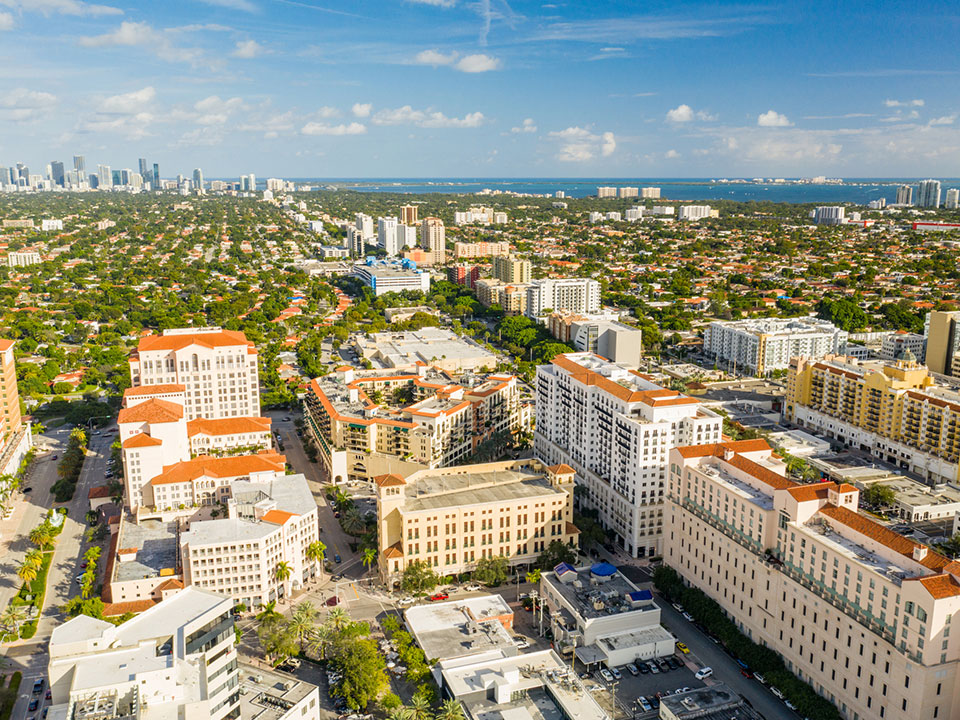 Coral Gables Top 50 Cities