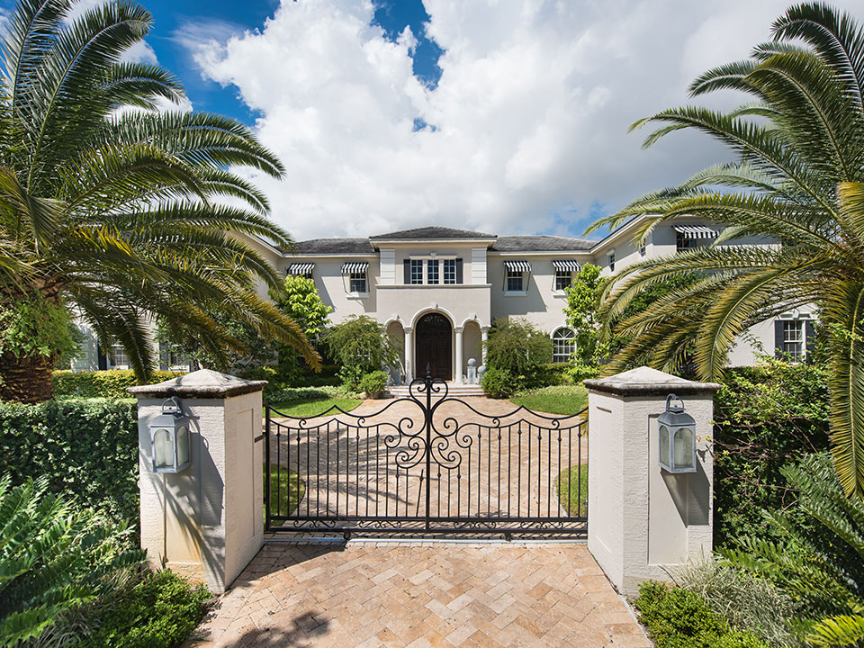 Large Miami Luxury Homes