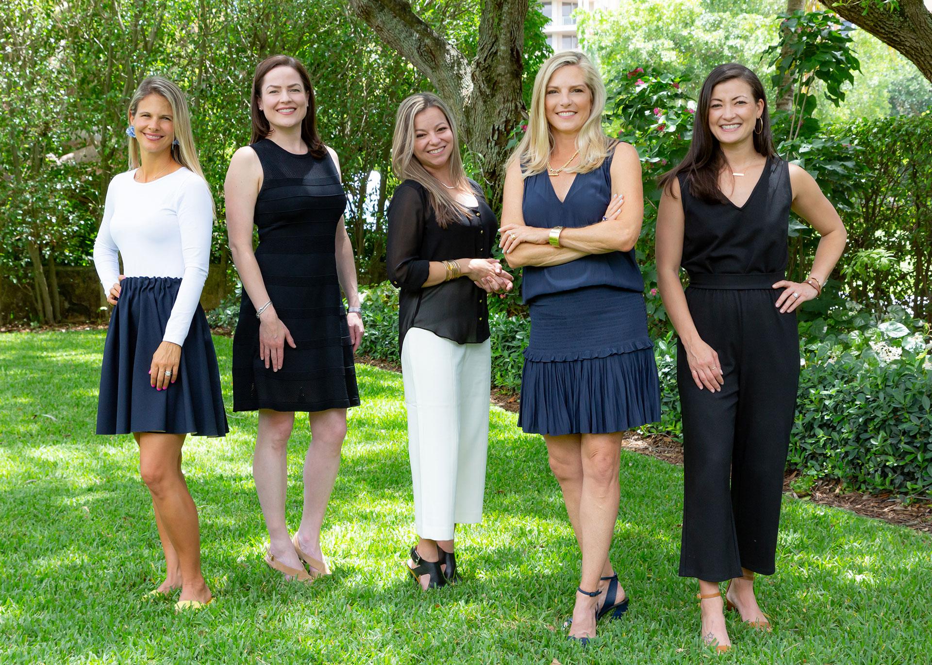 Ashley Cusack Team | Luxury Miami Realtors
